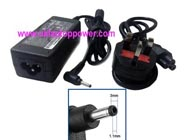SAMSUNG CPA09-002A laptop ac adapter replacement (Input: AC 100-240V, Output: DC 19V, 2.1A, Power: 40W)
