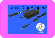 laptop car adapter